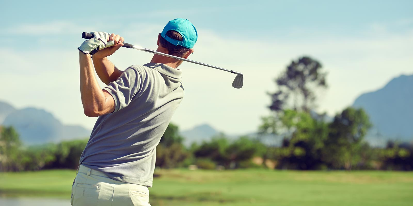 Golf header image